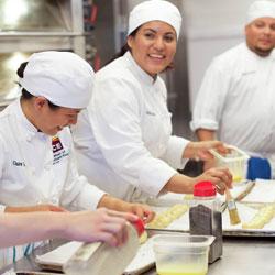 Atelier de confection de pain