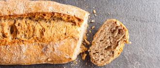 Faire quelque chose de son vieux pain tout dur