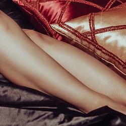 De belles jambes