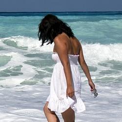 Se maquiller pour la plage