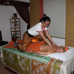 Déroulement du massage thailandais