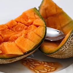 Les bienfaits du Melon contre les coups de soleil