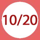 Avoir plus de 10 de moyennes sur l'ensemble des épreuves