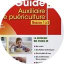 Livres module 1 à 8 auxiliaire de puériculture