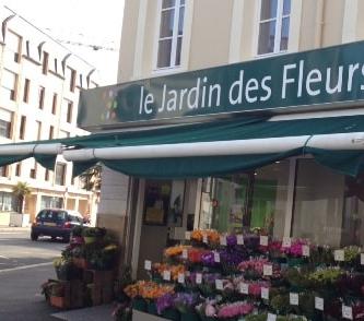 Fleuristerie franchisé