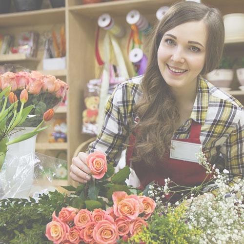 Présentation du métier au quotidien de Fleuriste