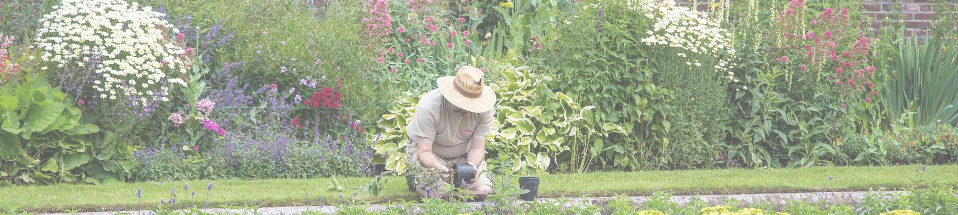Le métier de Jardinier