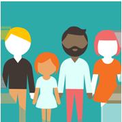 Le soutien des proches (parents, fraterie, grand-parents)