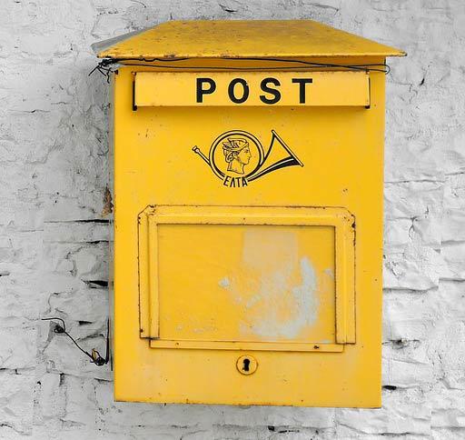 Envoyer votre dossier en recommandé