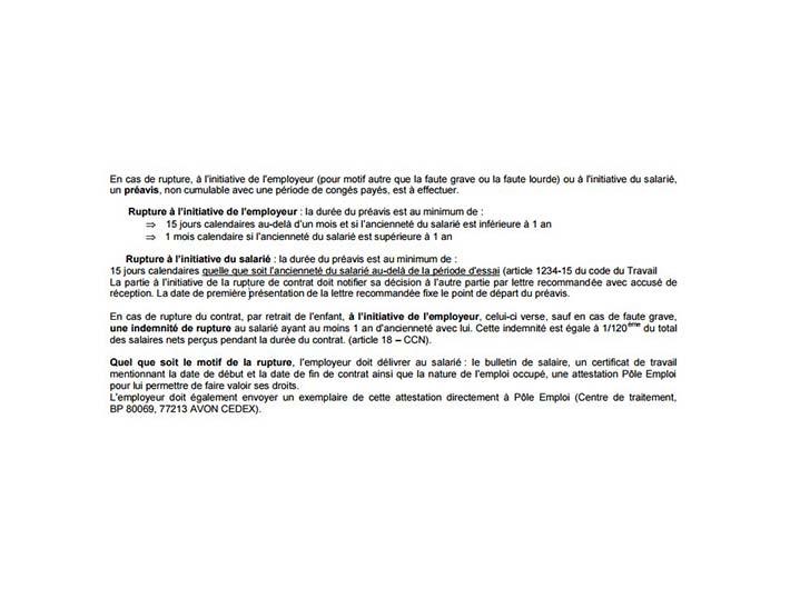 Pièces justificatives Livret 1 VAE Auxiliaire de puériculture