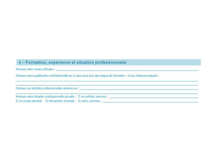 demande agr u00e9ment d u0026 39 assistante maternelle