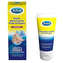 Crème hydratante pieds et ongles