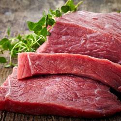 Viande rouge bonne pour les ongles
