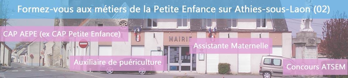 Ecole de Formation petite enfance sur Athies-sous-Laon