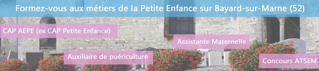 Ecole de Formation petite enfance sur Bayard-sur-Marne