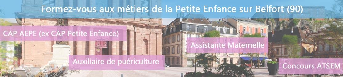 Ecole de Formation petite enfance sur Belfort