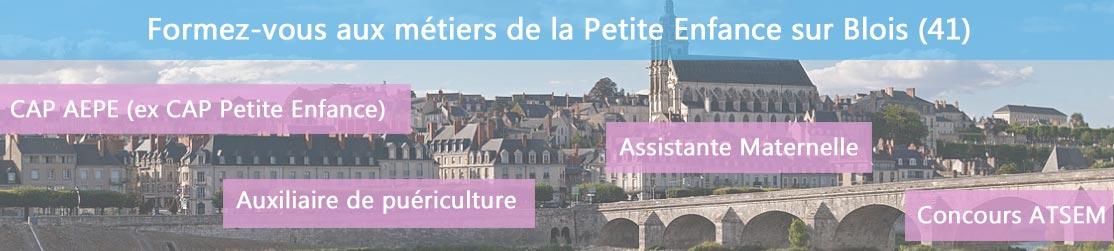 Ecole de Formation petite enfance sur Blois