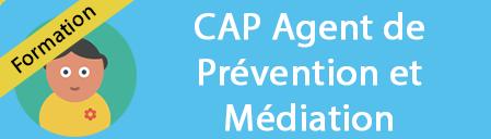 CAP pour devenir agent de Prévention et Médiation