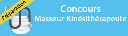 Préparer le concours de Kiné