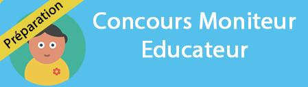 Concours Moniteur Educateur