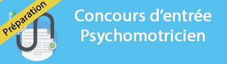 Etre préparer à l'examen de Psychomotricien
