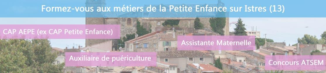 Ecole de Formation petite enfance sur Istres