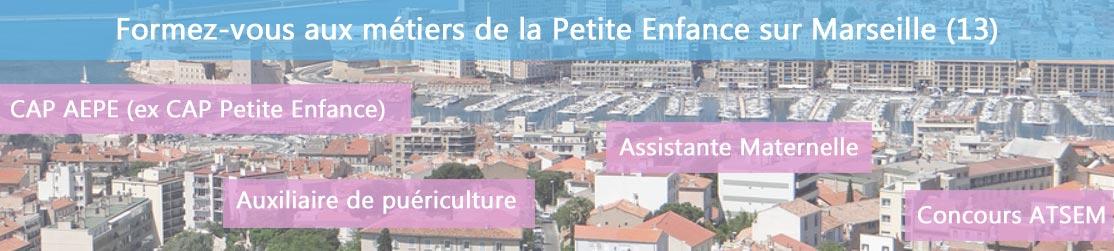 Ecole de Formation petite enfance sur Marseille 14