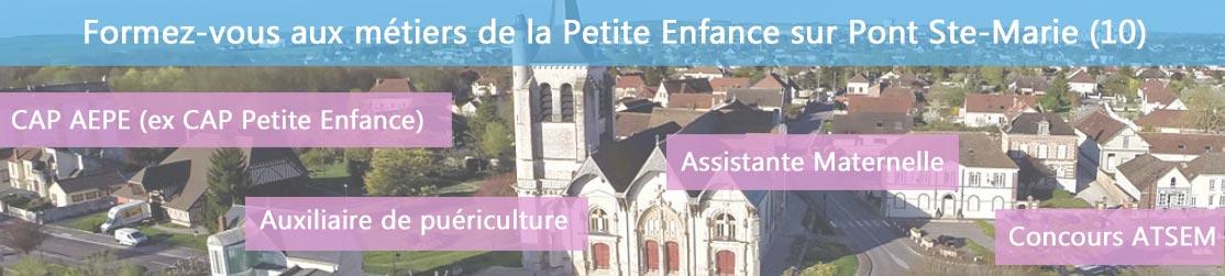 Ecole de Formation petite enfance sur Pont-Ste-Marie
