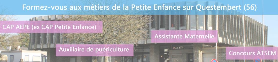 Ecole de Formation petite enfance sur Questembert
