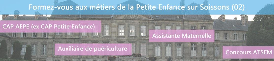 Ecole de Formation petite enfance sur Soissons