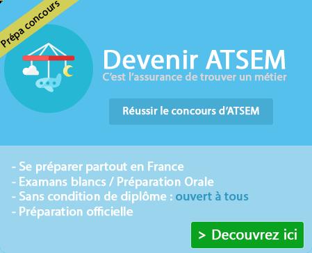 Réussir le concours d'ATSEM dans le département Allier