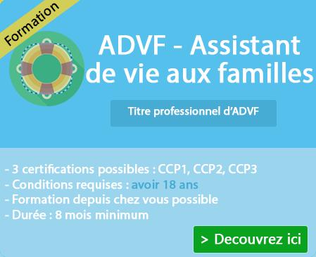 Programme de la formation aide à domicile (Loiret)