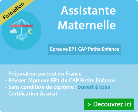 Devenir assistante maternelle sur Requista