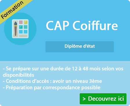 Formation C.A.P. Coiffure Domerat (Allier)