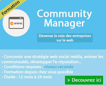 Apprendre à gérer l'e-réputation en étant community manager sur Cessy