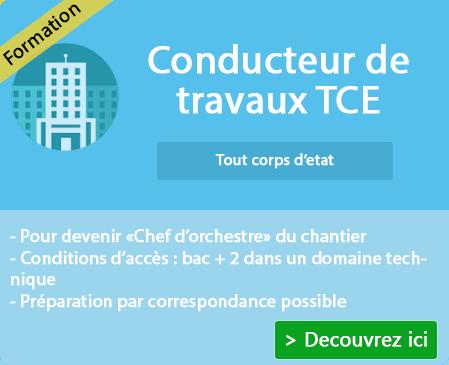 Apprendre le métier de conducteur de travaux sur Montreal La Cluse (Ain)