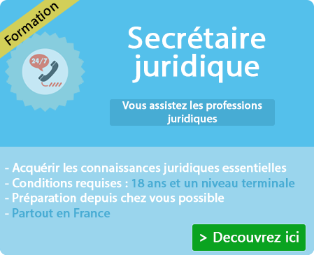La formation de secrétaire juridique (Ardennes)