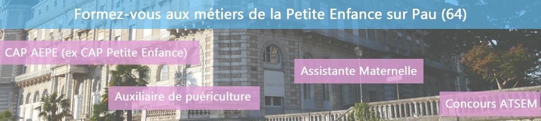 Ecole de Formation petite enfance sur Niort