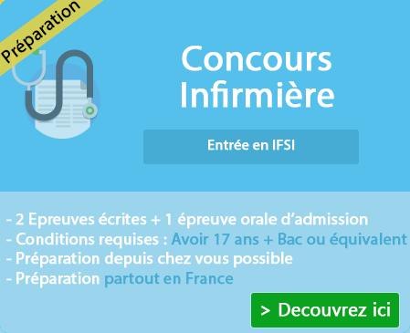 Présentation concours entrée école infirmière sur Digne Les Bains