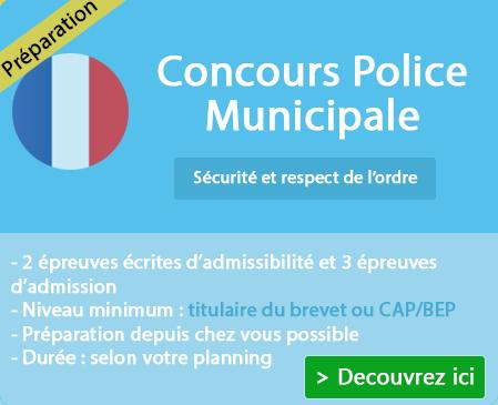 Programme formation Gardien de police Municipale sur Le Cheylard